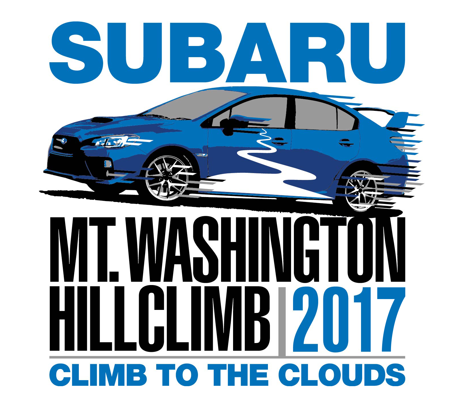 2017 Mount Washington Hillclimb Auto Race logo