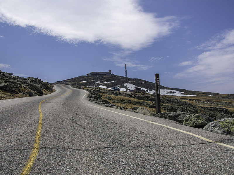Mt. Washington Auto Road Opens to Summit for 155th Season