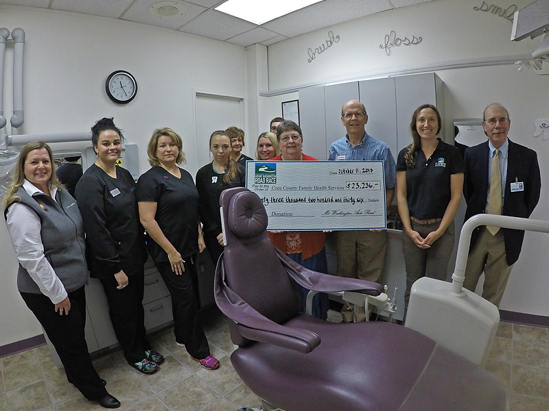 Northeast Delta Dental Mount Washington Road Race Raises Another Record-Setting Donation For Local Health Services