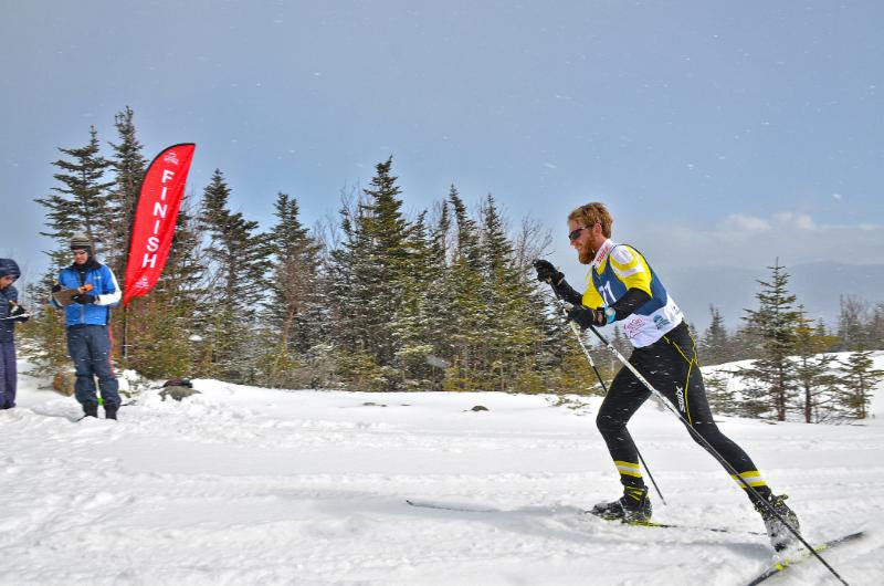 Ski, Shoe & Fatbike to the Clouds North America's Toughest 10K is a Huge Success